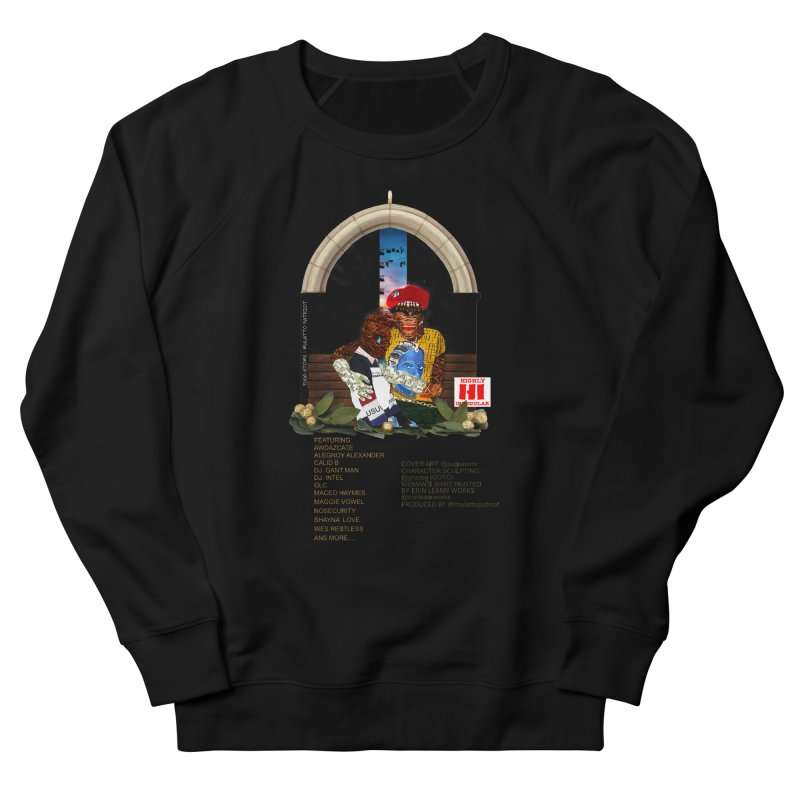 Highly Irregular Men's French Terry Sweatshirt by USUWE by Pugs Atomz