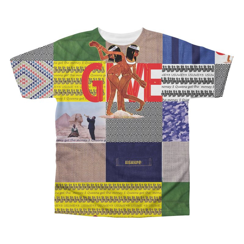 Queens Get the money Men's Regular All Over Print by USUWE by Pugs Atomz
