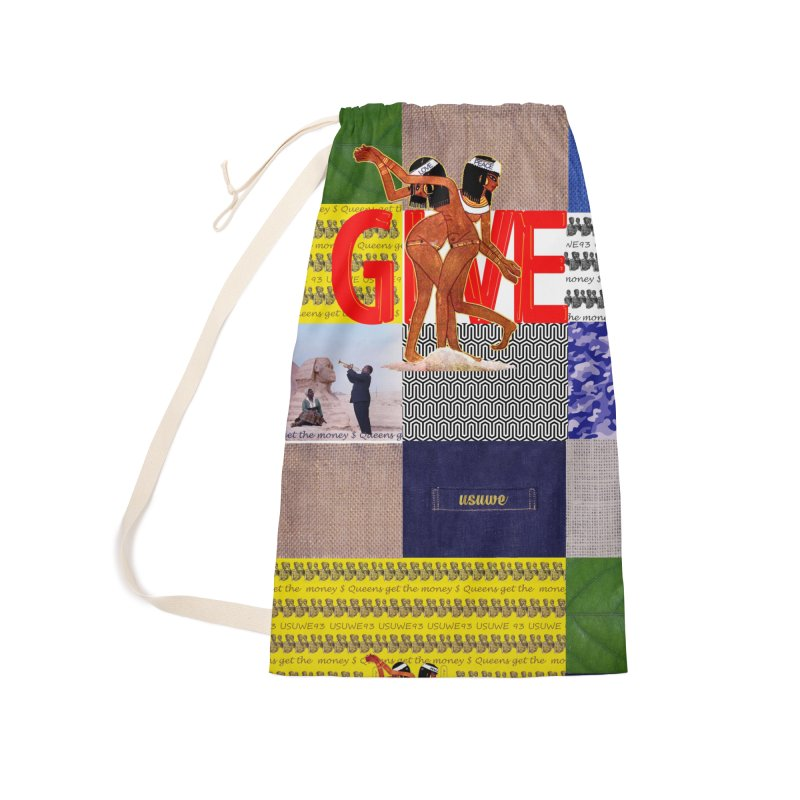 Queens Get the money Accessories Bag by USUWE by Pugs Atomz