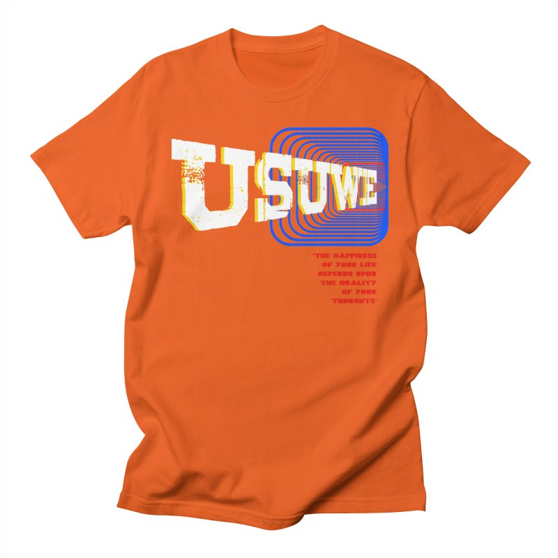 Perspective Women's Regular Unisex T-Shirt by USUWE by Pugs Atomz