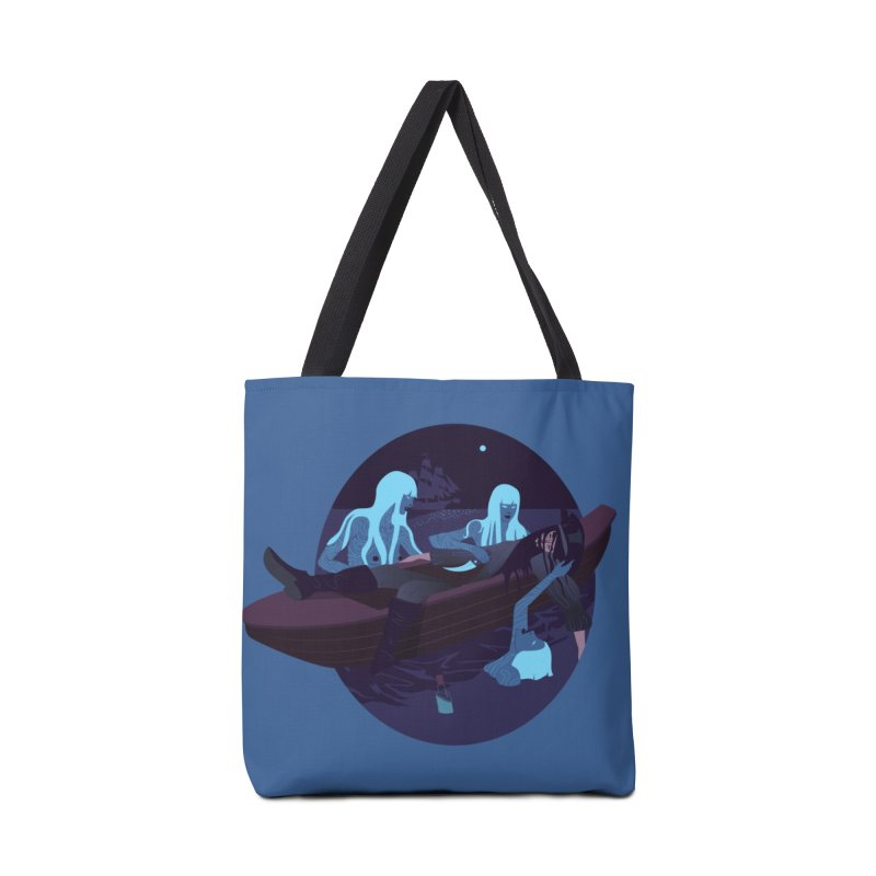 Sirens Accessories Bag by Utter Garbage Nonsense