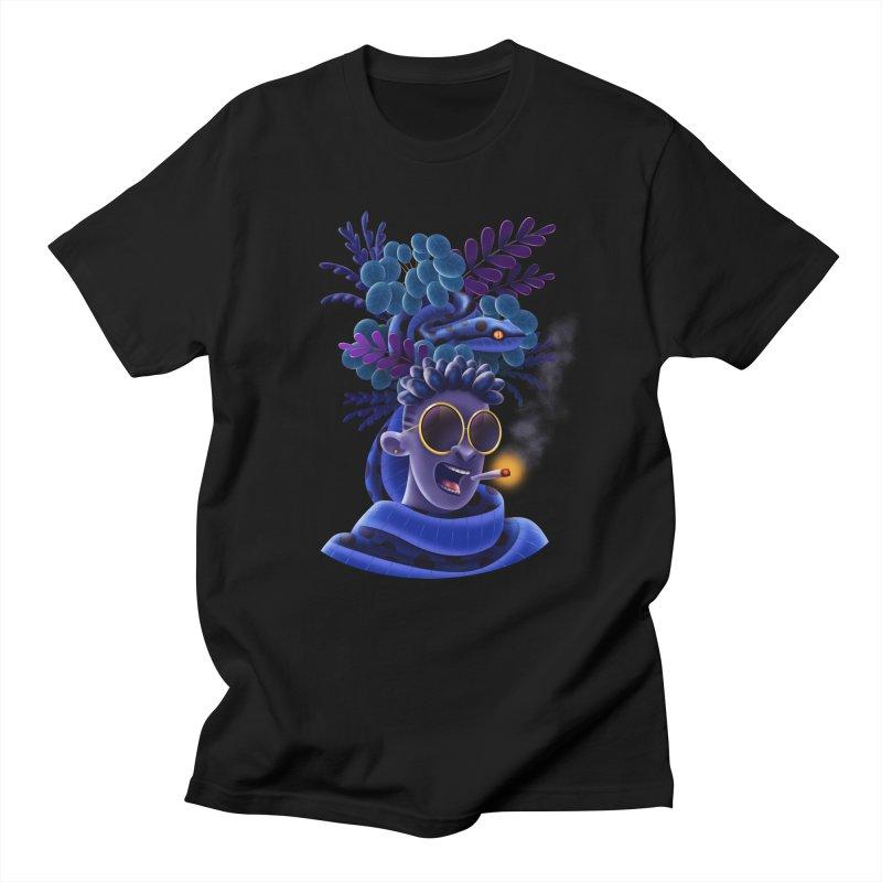 Jungle Mind Men's T-Shirt by Utter Garbage Nonsense