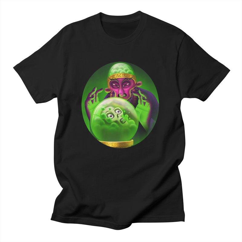 Fortune Teller Men's T-Shirt by Utter Garbage Nonsense