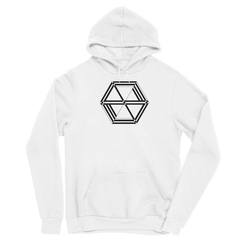 awesame Icon (b) Men's Pullover Hoody by BassMerch.co