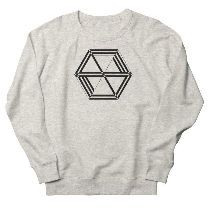 awesame Icon (b) Men's Sweatshirt by BassMerch.co