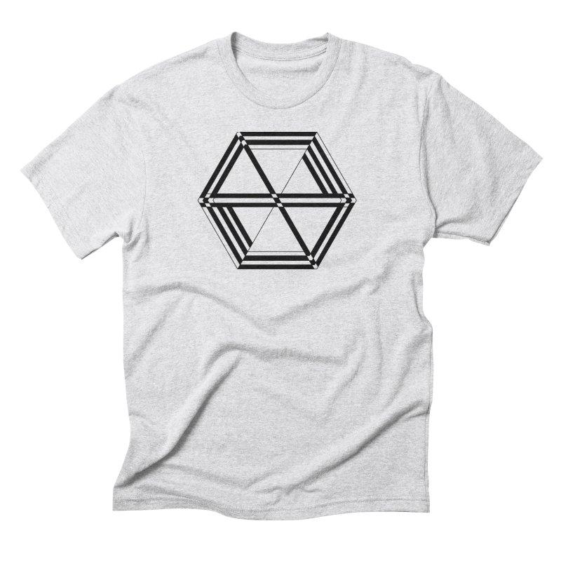 awesame Icon (b) Men's T-Shirt by BassMerch.co