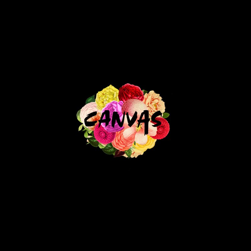 Canvas Floral Graphic by UUeird Merch Store