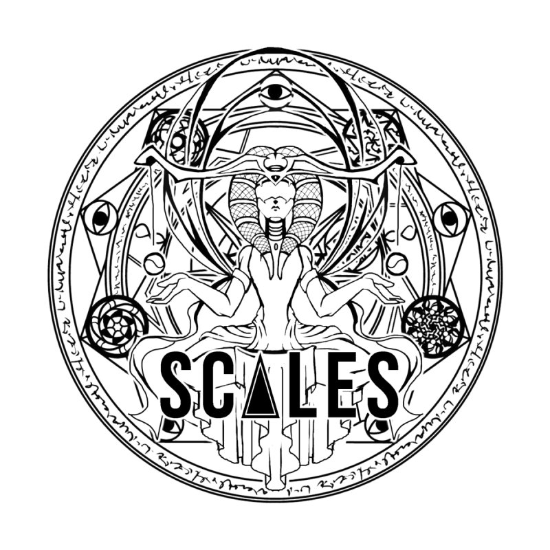 Scales Goddess (b) Men's T-Shirt by BassMerch.co