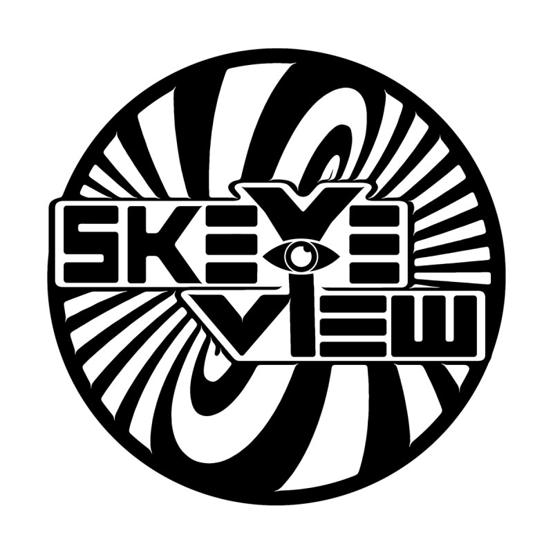 SKEYEview Orb (b) Accessories Notebook by BassMerch.co