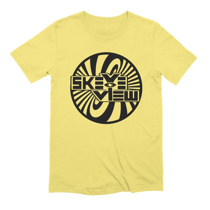 SKEYEview Orb (b) Men's T-Shirt by BassMerch.co