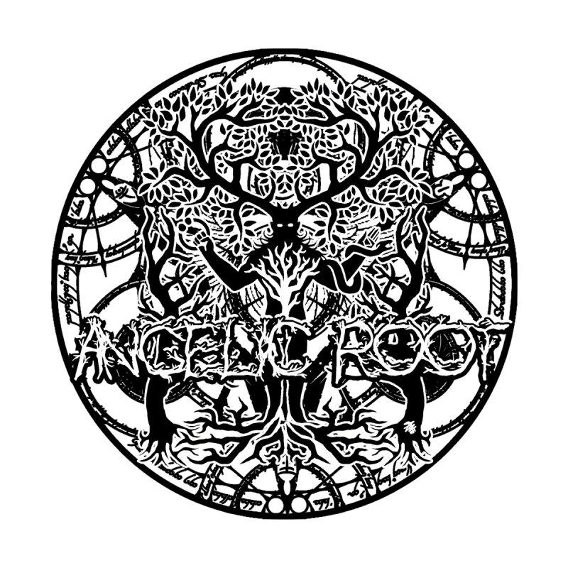 Angelic Root Emblem (b) by UUeird Merch Store