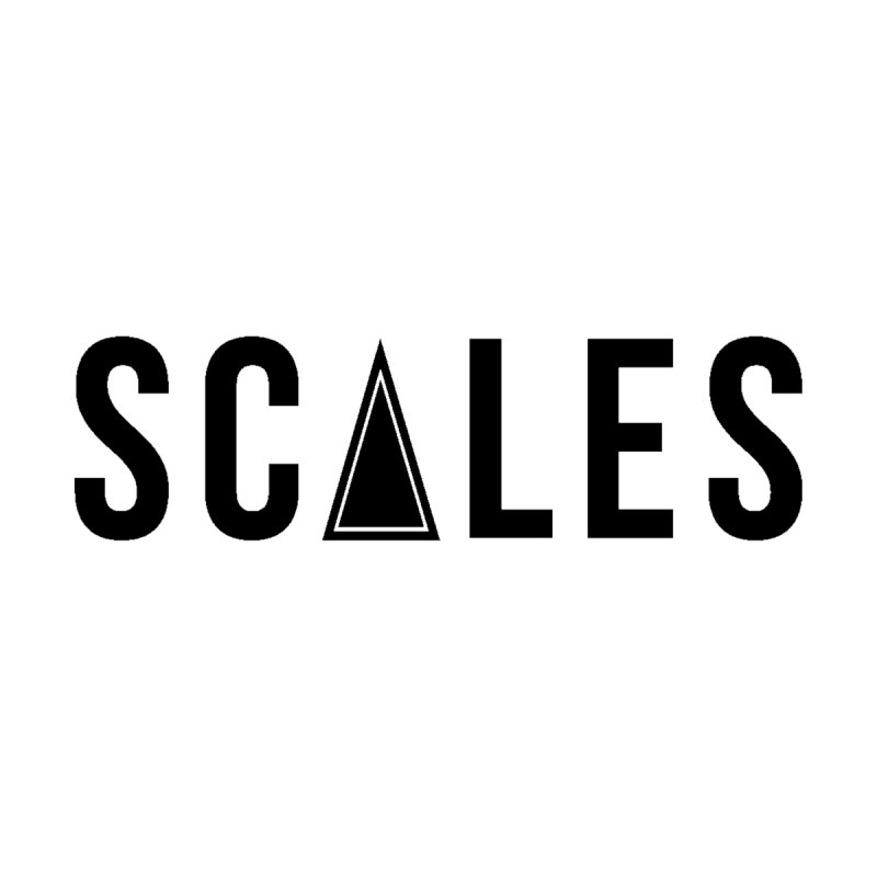 Scales Logo (b) Men's T-Shirt by BassMerch.co