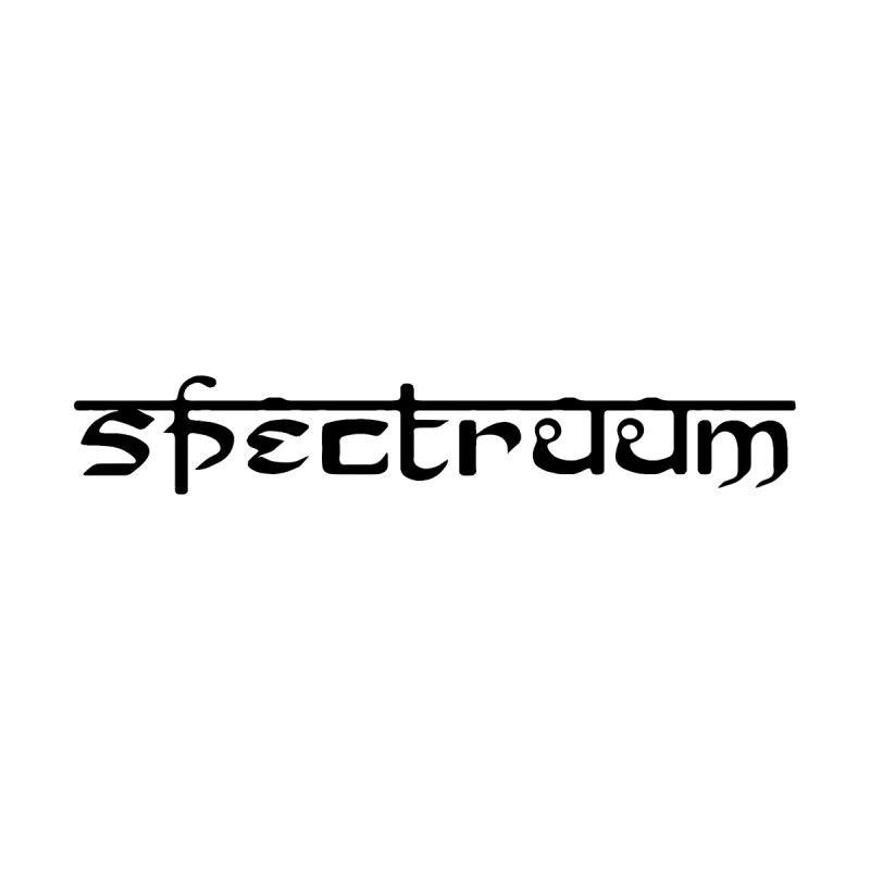Spectruum Logo (b) Men's T-Shirt by BassMerch.co