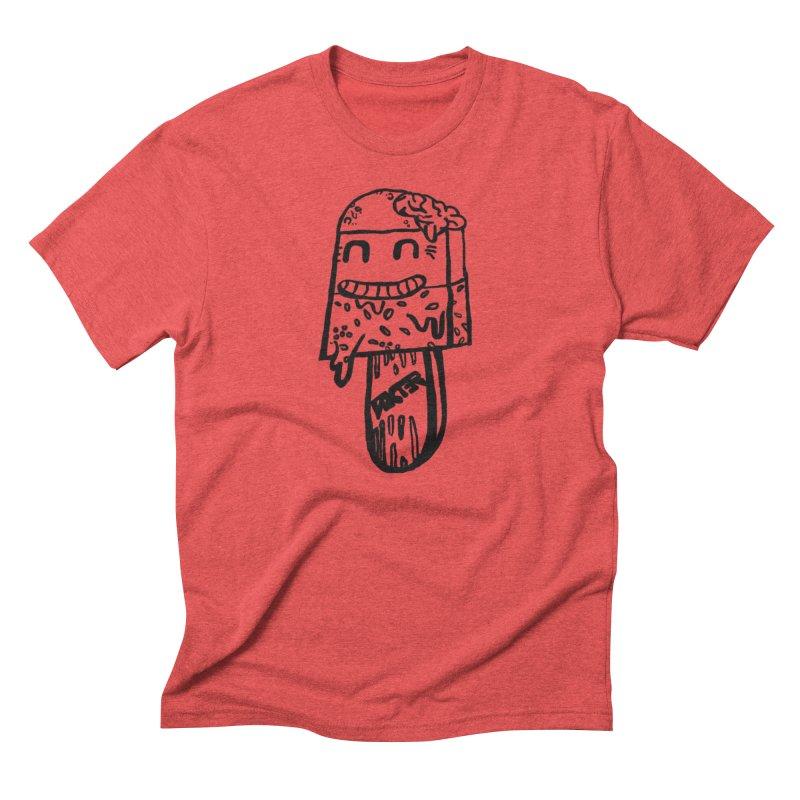 Dokter Ice Cream (b) Men's T-Shirt by BassMerch.co