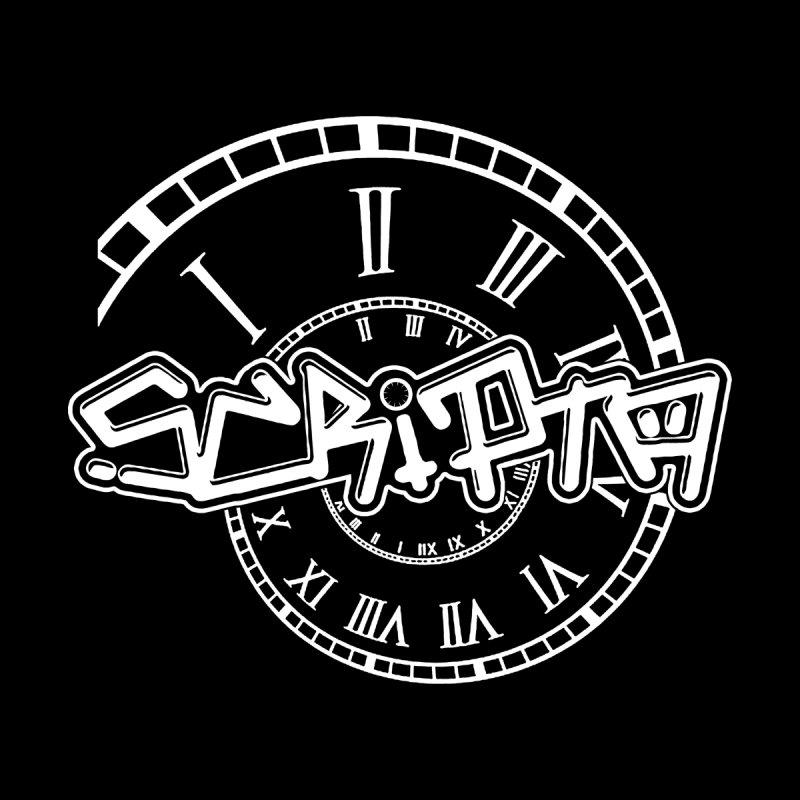 Scripta Emblem (w) Men's T-Shirt by BassMerch.co