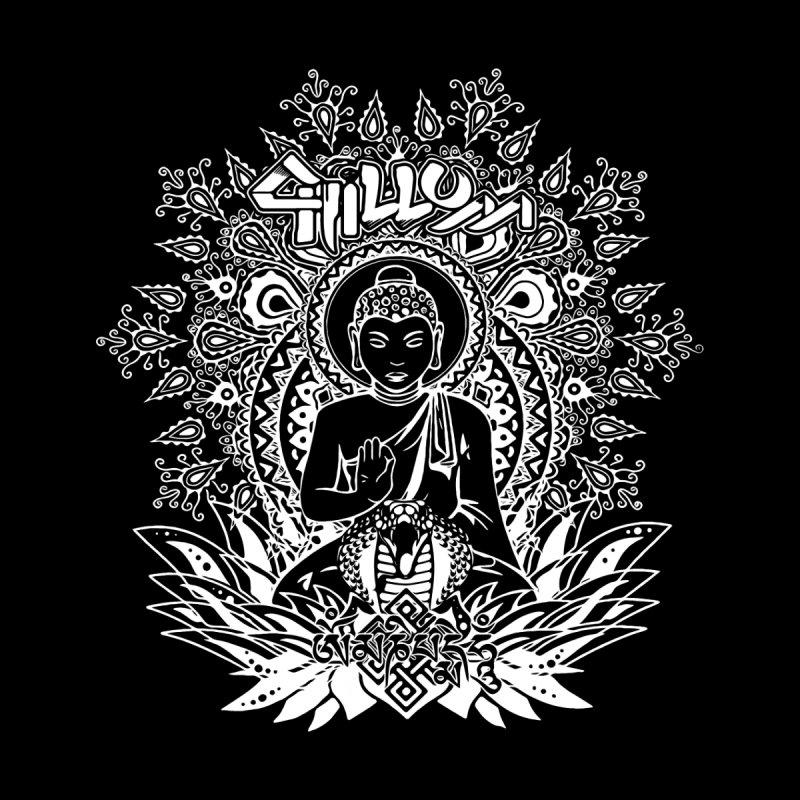 Chillum Emblem (w) by BassMerch.co