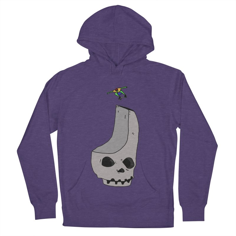 Skate or die Women's Pullover Hoody by uvnvu's Artist Shop