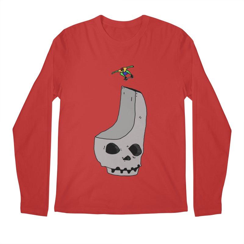Skate or die Men's Longsleeve T-Shirt by uvnvu's Artist Shop