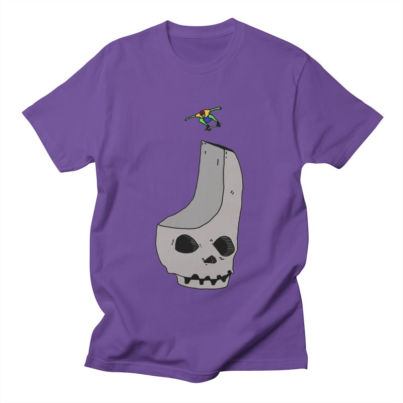 Skate or die Men's T-Shirt by uvnvu's Artist Shop