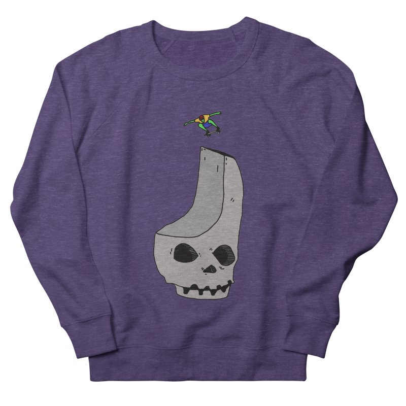 Skate or die Men's Sweatshirt by uvnvu's Artist Shop