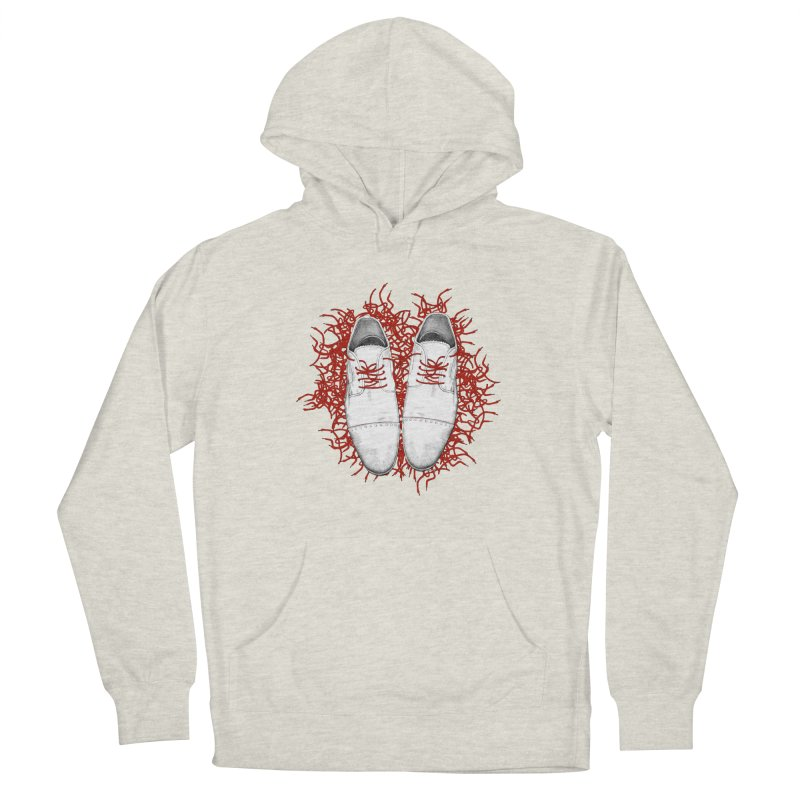 Crazy Laces Women's Pullover Hoody by uzu's Artist Shop