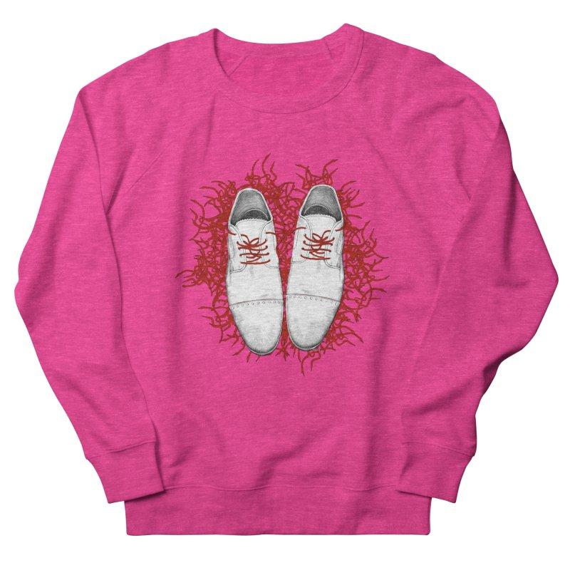 Crazy Laces Men's Sweatshirt by uzu's Artist Shop