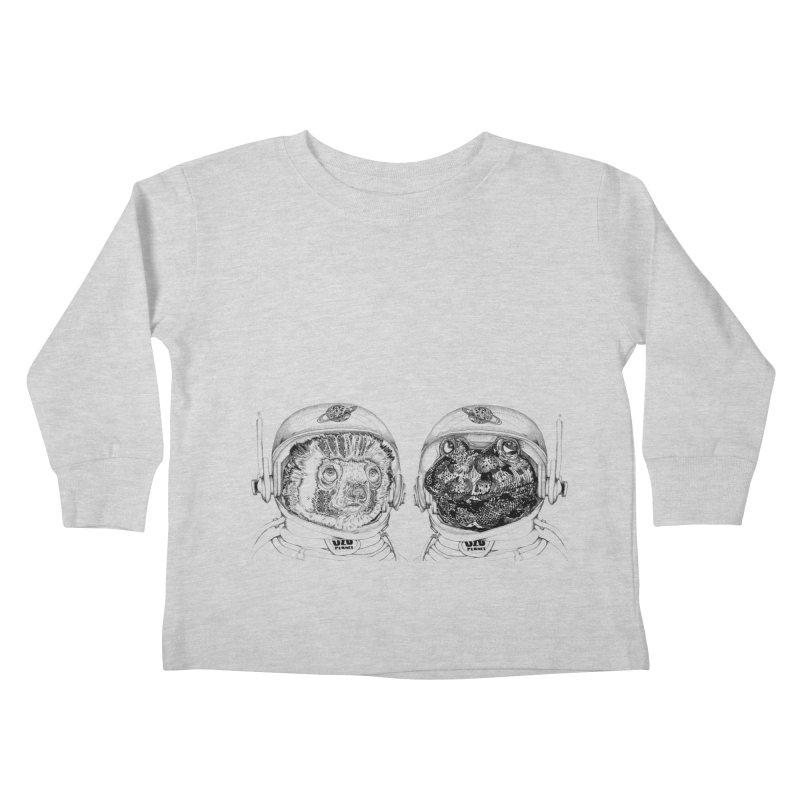 UZU Planet's cosmonauts   by uzu's Artist Shop