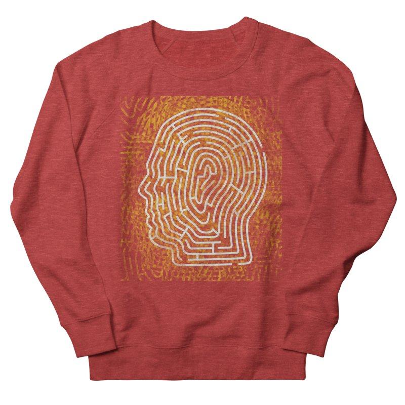 Head Maze Women's Sweatshirt by vagenasfx's Artist Shop