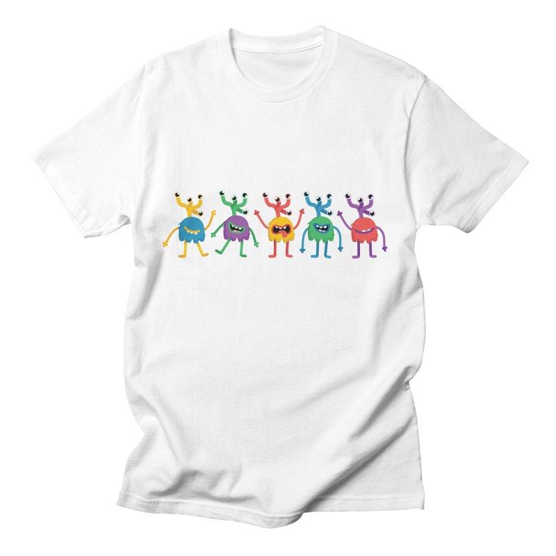 Bob Men's T-Shirt by Val's Artist Shop