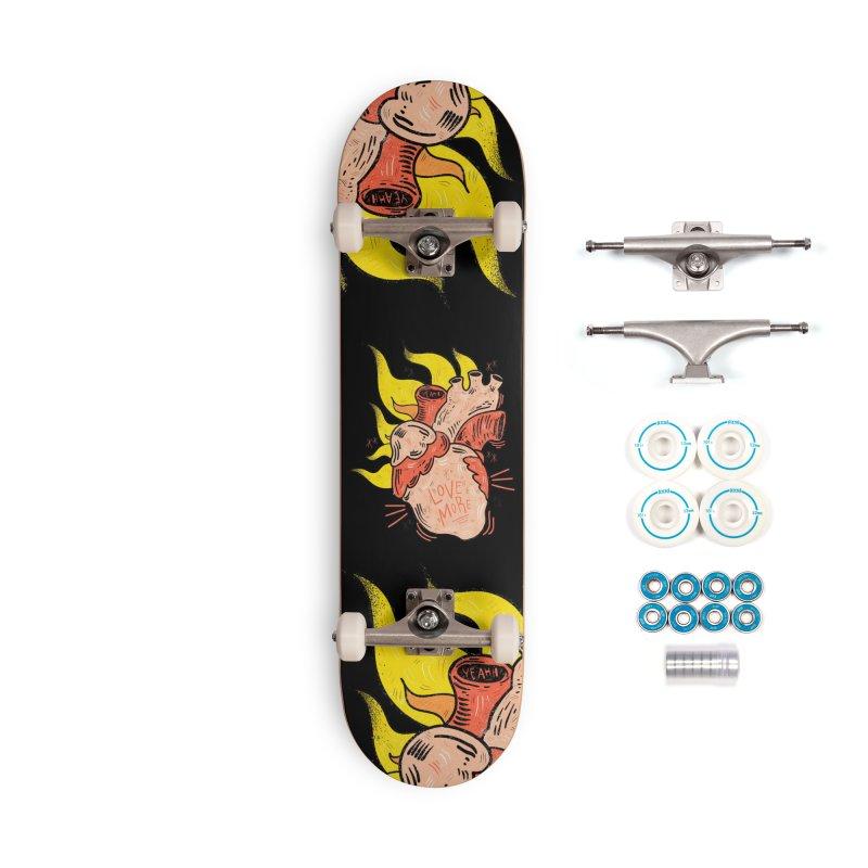LoVE more! Accessories Skateboard by Valentina Zummo