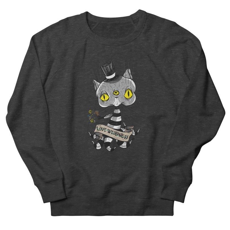 Love Weirdness Women's Sweatshirt by Valentina Zummo
