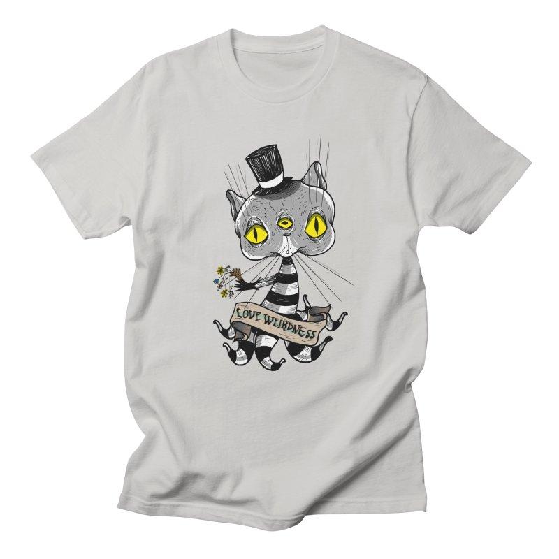 Love Weirdness Women's Regular Unisex T-Shirt by Valentina Zummo
