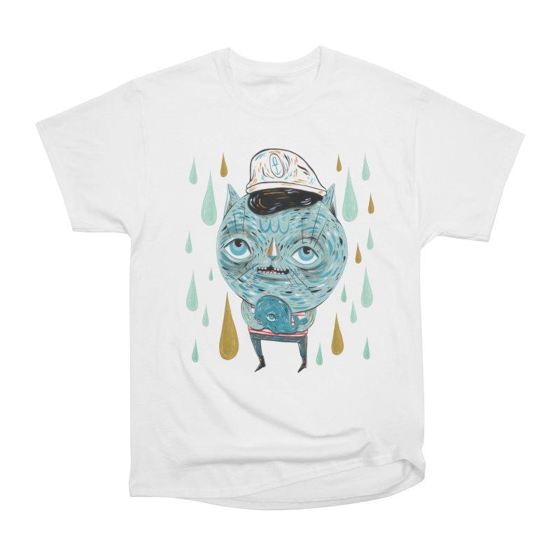 Sea CAt Women's T-Shirt by Valentina Zummo