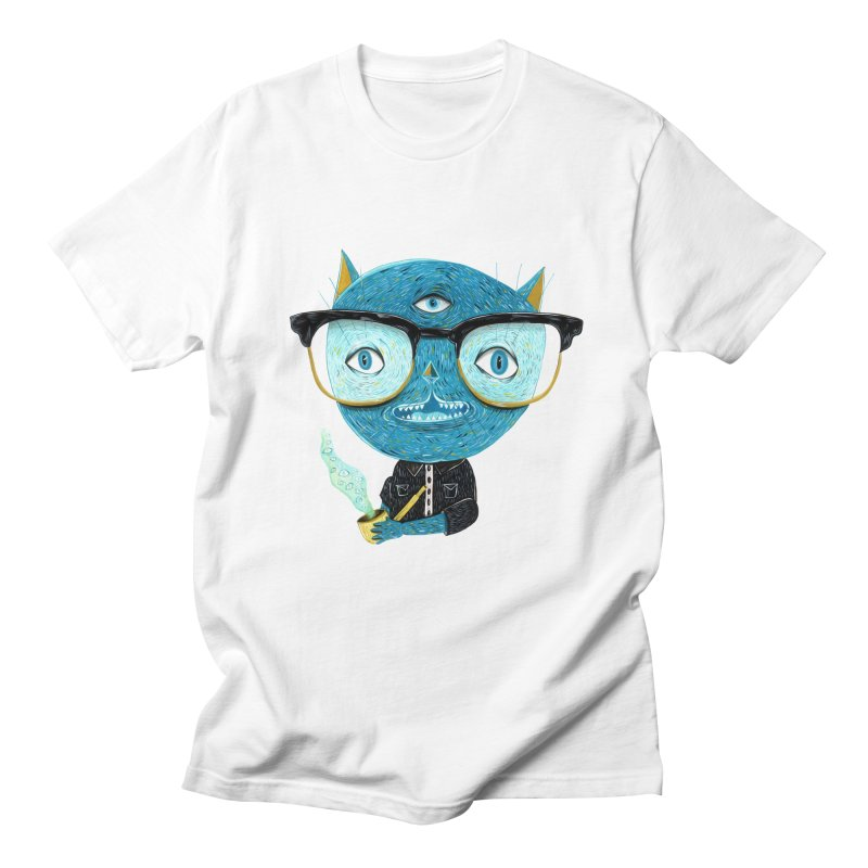I can see for miles. Women's T-Shirt by Valentina Zummo