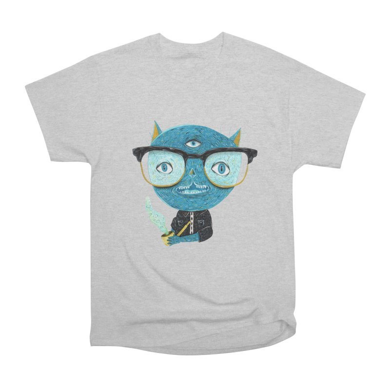 I can see for miles. Women's Heavyweight Unisex T-Shirt by Valentina Zummo