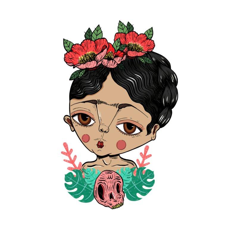 Viva Frida Accessories Bag by Valentina Zummo