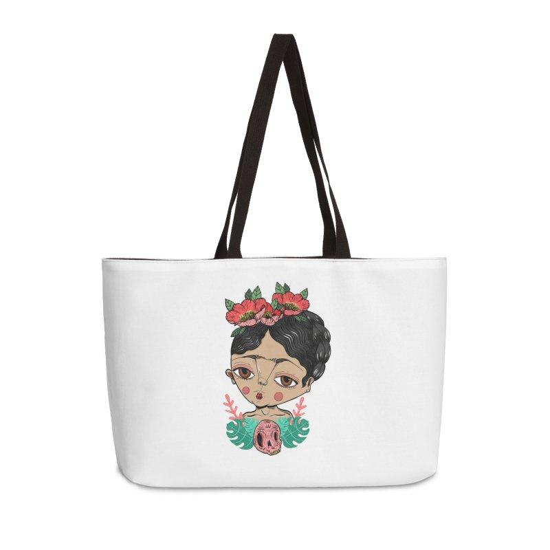 Viva Frida Accessories Weekender Bag Bag by Valentina Zummo