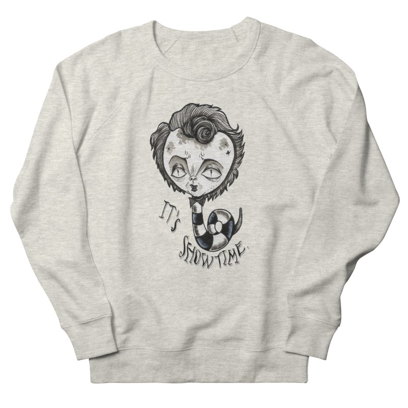 Beetlejuice - It's show time Women's Sweatshirt by Valentina Zummo