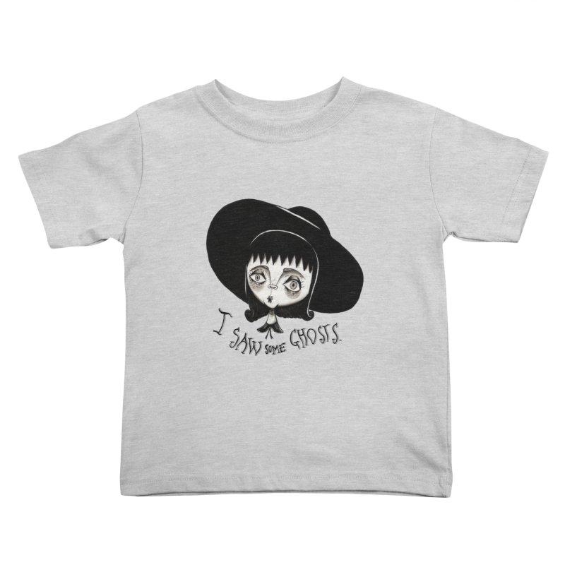 Lydia Deetz Kids Toddler T-Shirt by Valentina Zummo