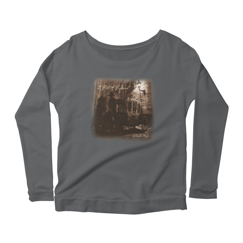 I Felt A Funeral Women's Longsleeve T-Shirt by Valentine Wolfe Artist Shop