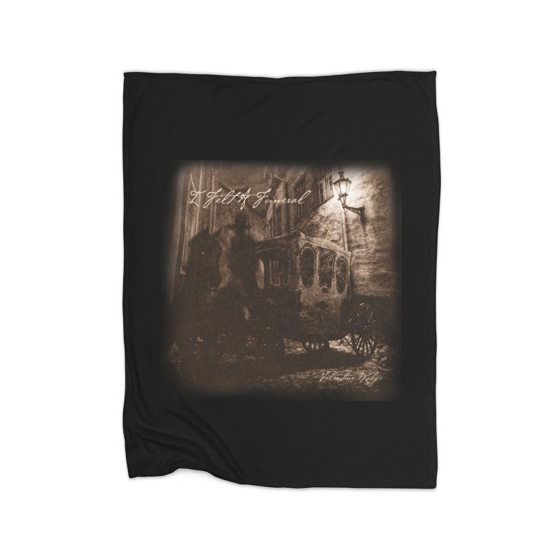 I Felt A Funeral Home Blanket by Valentine Wolfe Artist Shop