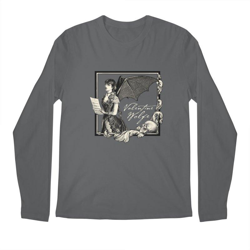 Siren Song Men's Longsleeve T-Shirt by Valentine Wolfe Artist Shop