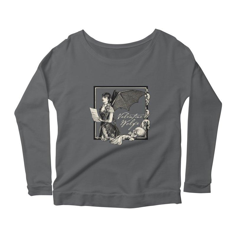 Siren Song Women's Longsleeve T-Shirt by Valentine Wolfe Artist Shop