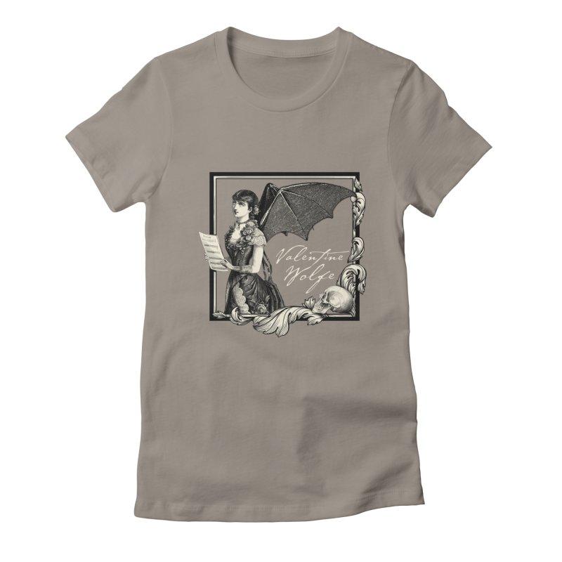 Siren Song Women's T-Shirt by Valentine Wolfe Artist Shop