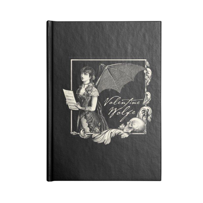 Siren Song Accessories Notebook by Valentine Wolfe Artist Shop