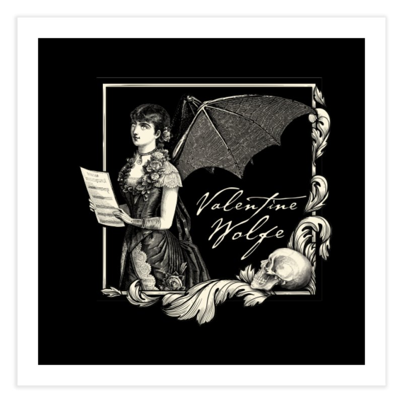 Siren Song Home Fine Art Print by Valentine Wolfe Artist Shop