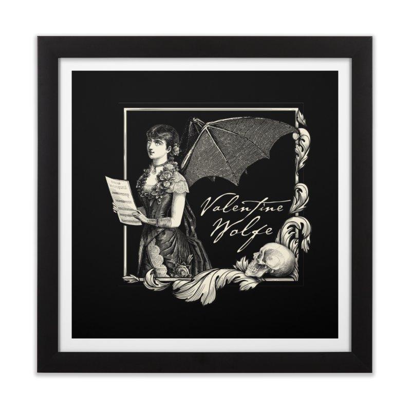 Siren Song Home Framed Fine Art Print by Valentine Wolfe Artist Shop