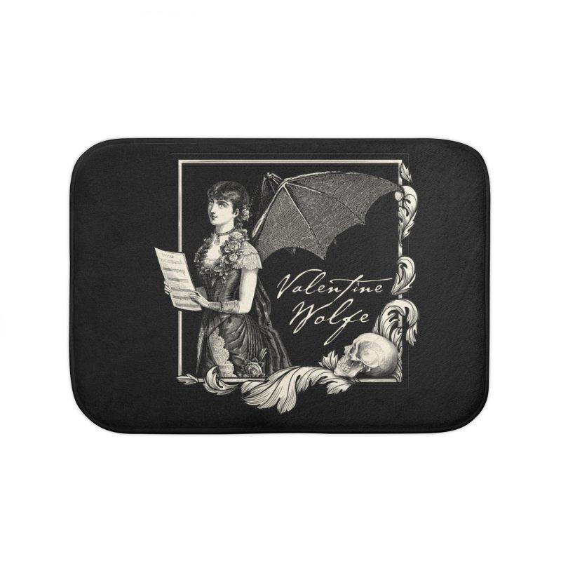 Siren Song Home Bath Mat by Valentine Wolfe Artist Shop