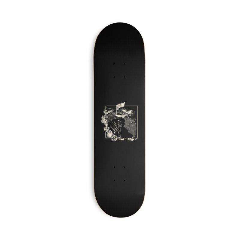 Siren Song Accessories Skateboard by Valentine Wolfe Artist Shop