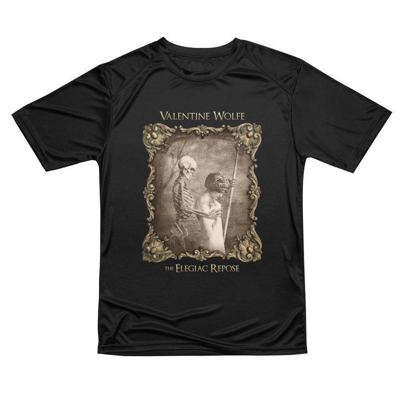 Elegiac Repose Women's T-Shirt by Valentine Wolfe Artist Shop